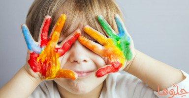 كيف يمكن استخدام الألوان في تعليم الأطفال؟