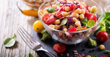 مصادر البروتين النباتي لأصحاب الحمية النباتية