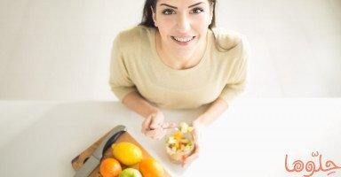 الغذاء المناسب لبشرة أفضل