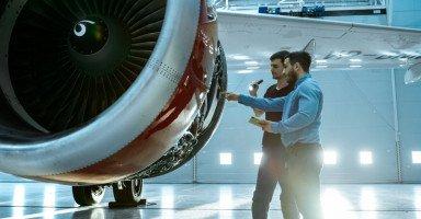دراسة تخصص هندسة الطيران وعمل مهندس الطيران