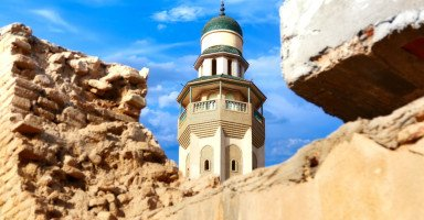 تفسير المئذنة في المنام لابن سيرين والنابلسي وحلم منارة المسجد