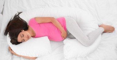 مشكلة اضطراب النوم عند الحامل