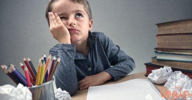 التراجع الدراسي وطريقة التعامل مع الطفل الضعيف بالدراسة