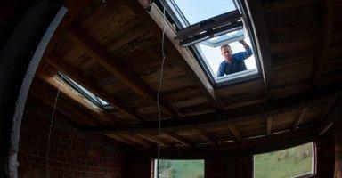 تفسير رؤية السقف في المنام وسقوط السقف في الحلم