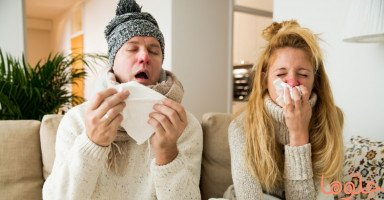 الفرق بين الرجل والمرأة عند الإصابة بالأنفلونزا