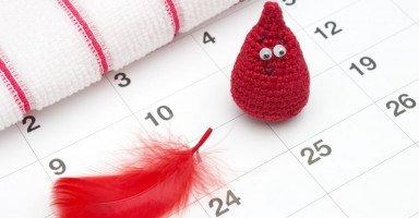 تنظيف الرحم من الدم خلال وبعد الدورة الشهرية