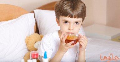 العلاجات الطبيعية للكحة للرضع والأطفال