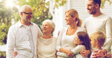 تقوية الروابط الأسرية والتخطيط للأسرة النموذجية