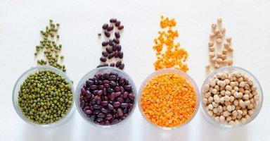 البقوليات المسموحة في الكيتو دايت والحبوب في الكيتو