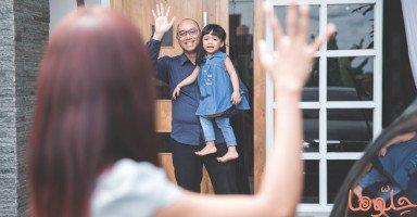 تربية الطفل من قبل الأقارب بين الأسباب والآثار