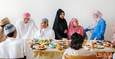 توطيد العلاقات العائلية خلال رمضان
