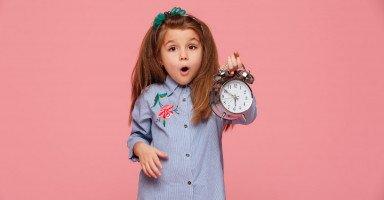 مهارة تنظيم الوقت عند الأطفال