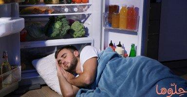 أغذية ومشروبات للنوم بعمق