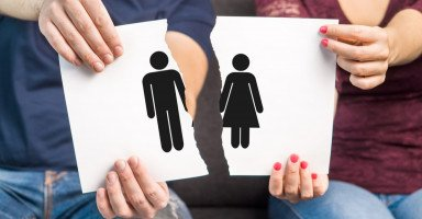 علامات التعاسة الزوجية ومؤشرات الزواج الفاشل