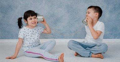تنمية مهارات التواصل عند الأطفال