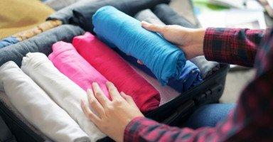 أساسيات حقيبة السفر ونصائح تجهيز الشنط للسفر