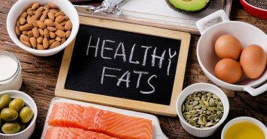 الفرق بين الدهون الصحية وغير الصحية ومصادرها