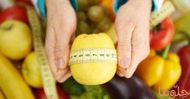أطعمة شبه خالية من السعرات الحرارية للريجيم