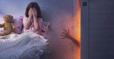 أنواع الخوف عند الأطفال
