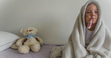 كيف أحمي طفلي من أمراض الشتاء؟