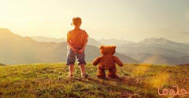 الصديق الوهمي للطفل
