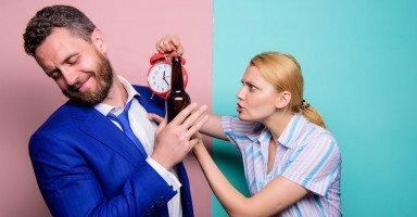 مشاكل الزوج السلوكية