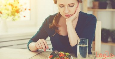 عناصر غذائية خاصة للتخلص من القلق والتوتر