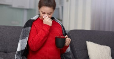 علاج البرد للحامل ولقاح الإنفلونزا خلال الحمل