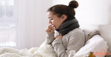 علاج الكحة والسعال الجاف عند الأطفال والكبار
