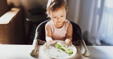 وصفات أكل للرضع وغذاء الطفل في الشهر التاسع