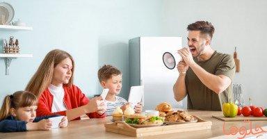 علاج الإدمان على الإنترنت والهواتف الذكية عند الأطفال