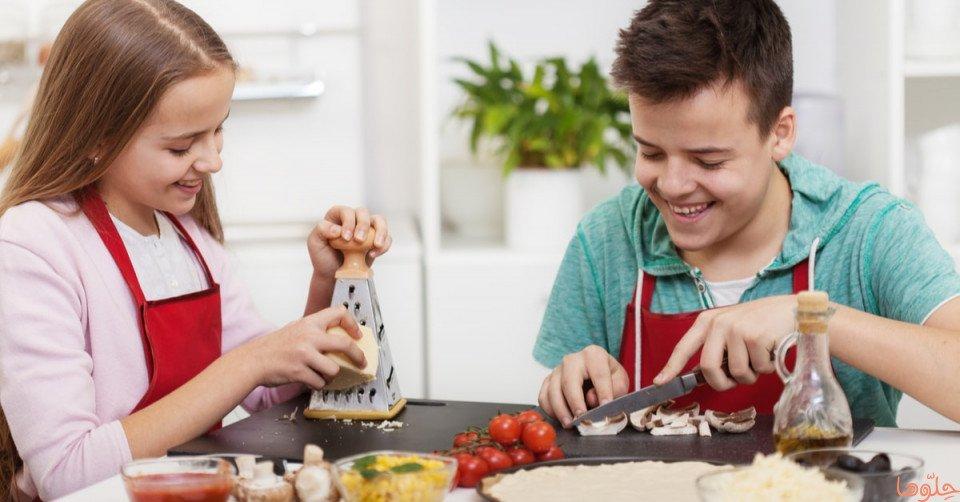 التغذية الجيدة للمراهقين بالأرقام كيف تحصل تكوين