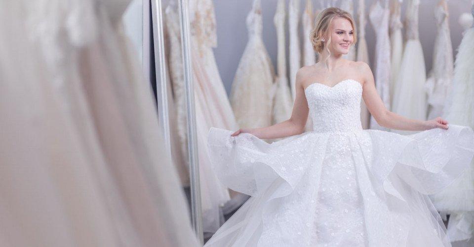 تفسير حلم فستان الزفاف ولبس الفستان الأبيض في
