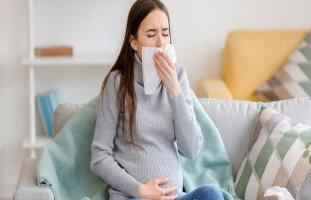 علاج التهاب الحلق واللوزتين للحامل وأثره على الجنين