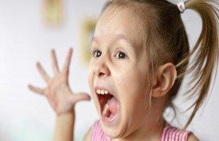 تعليم الطفل إدارة الغضب