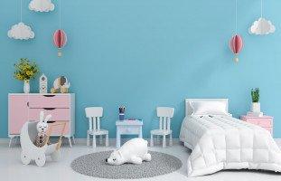 ديكور غرفة نوم الطفل ونصائح ترتيب غرف نوم الأطفال