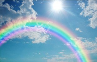 تفسير قوس قزح في المنام ورمز قوس المطر في الحلم