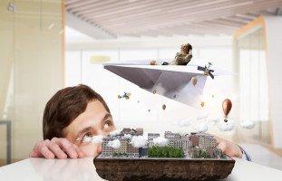 أحدث تقنيات التحكم بالأحلام جهاز جديد يصمِّم الحلم!