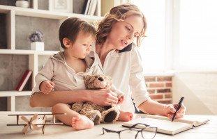 تنظيم الوقت بين العائلة والعمل والمنزل