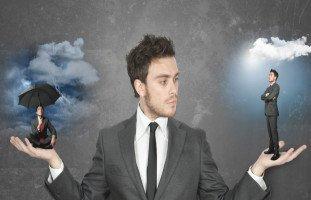 التخلص من التفكير السلبي والقلق