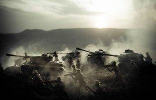 الحرب في المنام وتفسير رؤية الحروب لابن سيرين والنابلسي وابن شاهين