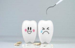 إزالة جير الأسنان والعناية بالأسنان بعد تنظيف الجير