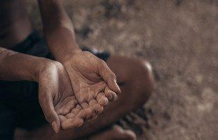 ظاهرة التسول والأطفال المتسولون