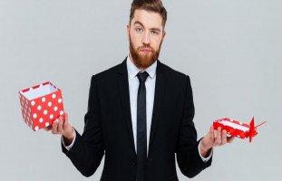 قواعد اختيار الهدايا المناسبة للرجال