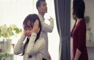 تأثير الخلافات والمشاكل الزوجية على الأبناء