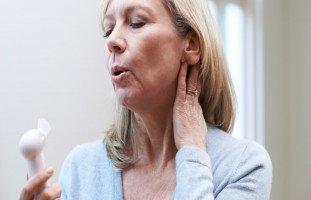 انقطاع الدورة الشهرية وأعراض انقطاع الطمث