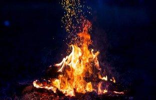 النار في المنام وتفسير حلم الحريق بالتفصيل