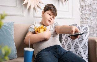 السمنة عند الأطفال وعلاجها