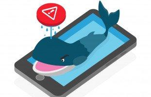 ما هي لعبة الحوت الأزرق وكيف تحمي أطفالك منها؟