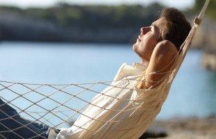 تمرينات التنفس قبل النوم